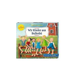CD HÖRBUCH Hörbuch - Wir Kinder aus Bullerbü