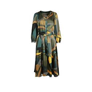 LA FEE MARABOUTEE Kleid Foulard