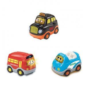 VTECH Tut Tut Baby Flitzer - Taxi/Cabrio/Reisebus