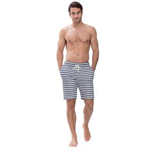 MEY Loungewear Sweatshort Yacht Blue