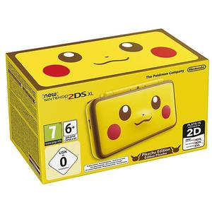 NINTENDO 3DS New Nintendo 2DS XL Pikachu Edition