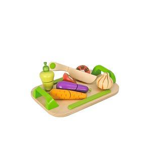 EICHHORN Schneidebrett Gemüse