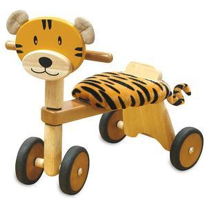 BARTL Holzrutscher Tiger