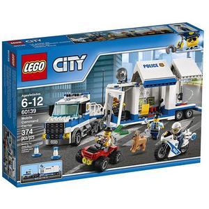 LEGO City - Mobile Einsatzzentrale 60139