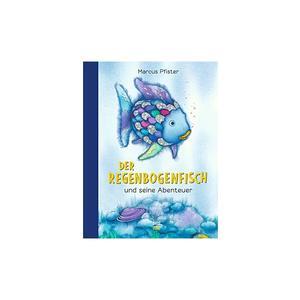 NORDSUED VERLAG Der Regenbogenfisch und seine Abenteuer (Gebundene Ausgabe)