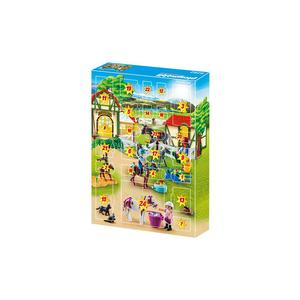 PLAYMOBIL Adventkalender Reiterhof 9262