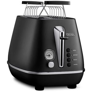 DELONGHI Toaster Distina 900 Watt CTI2103BK