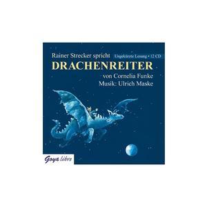 CD HÖRBUCH Hörbuch - Drachenreiter 12 CDs