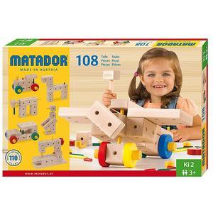 MATADOR Baukasten MAKER M200
