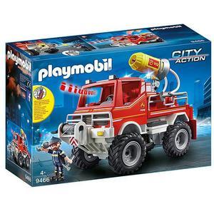 PLAYMOBIL Feuerwehr-Truck 9466