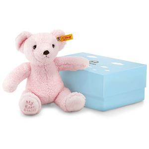 STEIFF My first Steiff Teddybär in Geschenkbox 24cm rosa