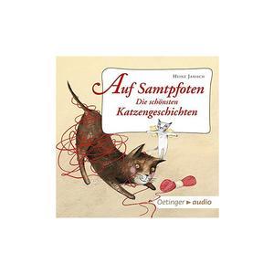 CD HÖRBUCH Hörbuch - Auf Samtpfoten - Die schönsten Katzengeschichten (CD)
