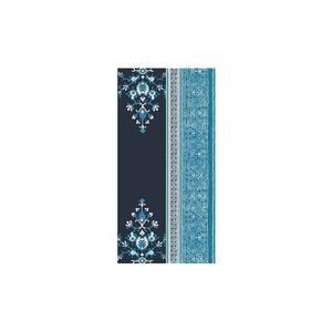 BASSETTI Handtuch Maiori 50x100cm (Blau)