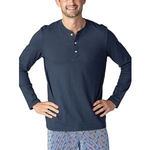MEY Pyjama Langarmshirt