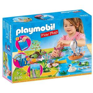 PLAYMOBIL Play Map - Feenland 9330