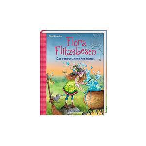 COPPENRATH VERLAG Buch - Flora Flitzebesen - Das verwunschene Hexenkraut - Band 3 (Gebundene Ausgabe)