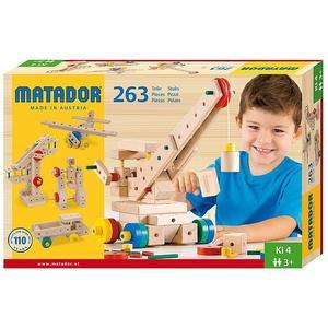 MATADOR Baukasten MAKER M400