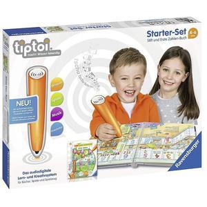 TIPTOI Tiptoi - Starter-Set - Stift und Buch Erste Zahlen