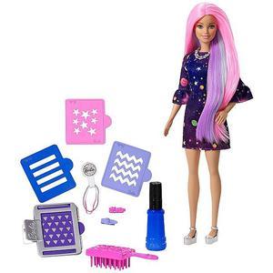 MATTEL Barbie - Haarfarben-Spaß Puppe