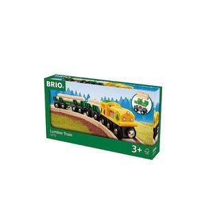 BRIO Holz Transport-Zug
