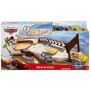 MATTEL Disney Cars - Fireball Beach Spielset