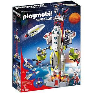 PLAYMOBIL Mars-Rakete mit Startrampe 9488