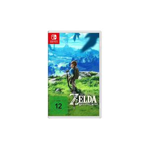 NINTENDO SWITCH The Legend of Zelda - Breath of the Wild