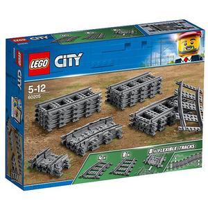 LEGO City - Schienen 60205
