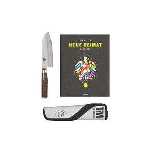 SHUN Geschenkset - Messer Shun Premier Tim Mälzer Set 3-tlg.