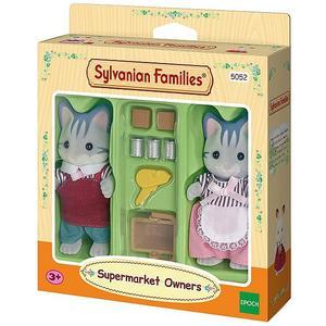 SYLVANIAN FAMILIES Supermarkt-Besitzer 5052