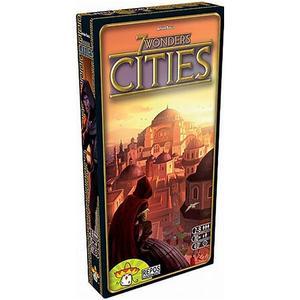 ASMODEE 7 Wonders - Cities (Erweiterung)