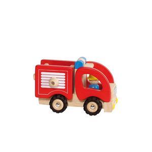 GOKI Holz-Feuerwehr 16 cm