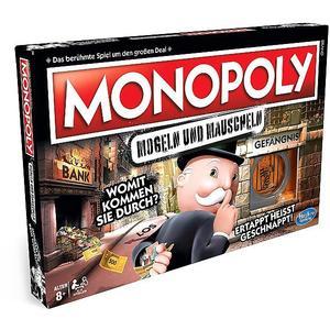 HASBRO Monopoly - Mogeln und Mauscheln