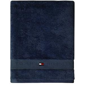 TOMMY HILFIGER Frottee Uni Serie 70x140cm Legend