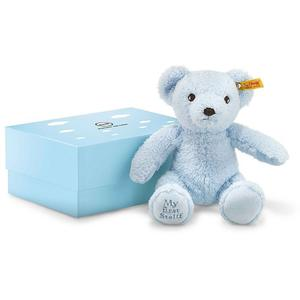 STEIFF My first Steiff Teddybär in Geschenkbox 24cm blau