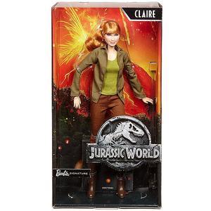 MATTEL Jurassic World II Claire