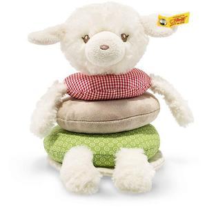 STEIFF Happy Farm Lambaloo Knister-Lamm Stapelringe 18cm