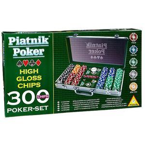 PIATNIK Pokerkoffer 300 High Gloss