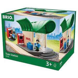 BRIO Bahnhof mit Sound