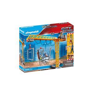 PLAYMOBIL City Action - RC-Baukran mit Bauteil 70441
