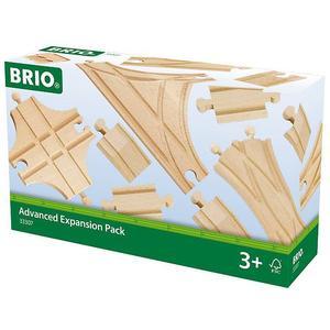 BRIO Schienen- und Weichensortiment