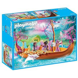 PLAYMOBIL Fairies - Romantisches Feenschiff 9133