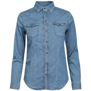 PEPE JEANS Jeansbluse