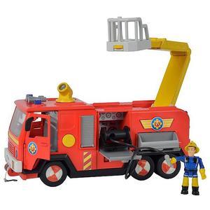 SIMBA Feuerwehrmann Sam Jupiter 2.0 mit 2 Figuren