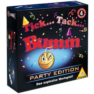 PIATNIK Tick Tack Bumm - Party Edition