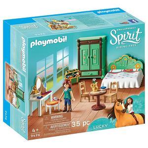 PLAYMOBIL Spirit - Luckys Schlafzimmer 9476