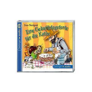 CD HÖRBUCH Hörbuch - Pettersson und Findus - Eine Geburtstagstorte für die Katze (CD)