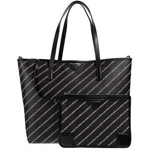 KARL LAGERFELD Tasche - Shopper Stripe