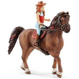 SCHLEICH Horse Club - Hannah und Cayenne