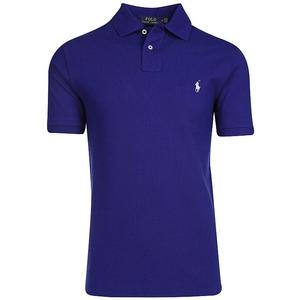 POLO RALPH LAUREN Poloshirt Custom-Slim-Fit